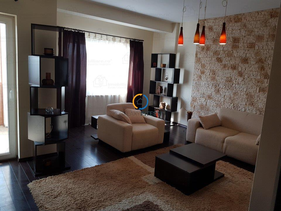 De inchiriat apartament de lux Trivale, bloc nou