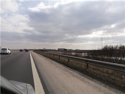Teren Autostrada zona Martur, 4 ha, utilitati,