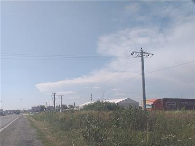 Teren Autostrada zona Pic-Metro, 2000 mp, D: 30 la asfalt